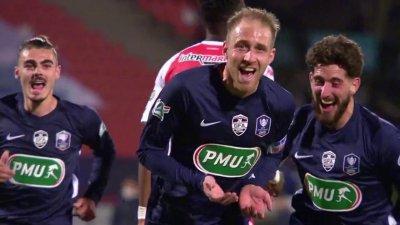 Coupe de France – ½ de finale : Rumilly-Vallières ouvre le score !