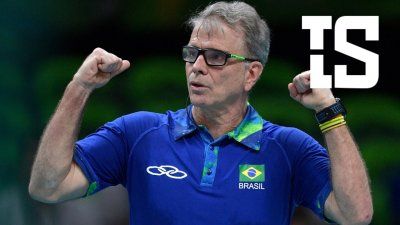 Volley : Bernardo Rezende, futur sélectionneur des bleus