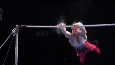 Championnats d'Europe de gymnastique artistique : le Turc Ahmet Onder chute et laisse filer le podium