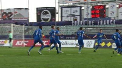 Grenoble se qualifie aux tirs au but et affrontera l'AS Monaco au prochain tour