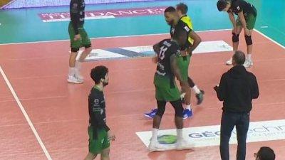 Championnat de France de volley-ball : le TLM réagit