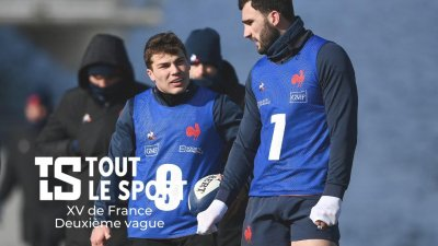 XV de France : Deuxième vague