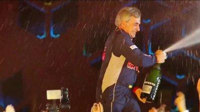 Portrait de Carlos Sainz, un champion d'exception