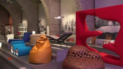 Télématin Tendances - 60 ans de mobilier d'architectes
