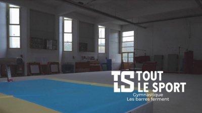 Gymnastique : Les barres ferment
