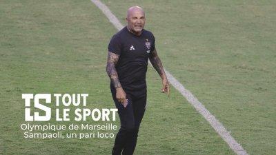 Olympique de Marseille : Sampaoli, un pari loco