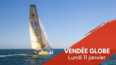 Journal du Vendée Globe : Lundi 11 janvier