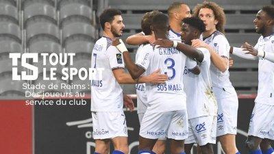 Stade de Reims : Des joueurs au service du club