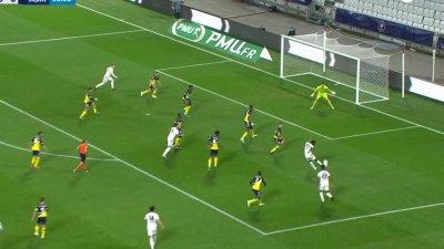 Coupe de France – ¼ de finale :  première grosse occasion lyonnaise !