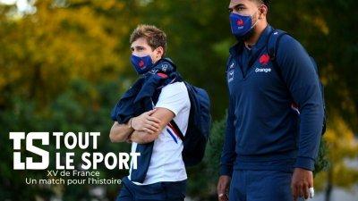 XV de France : un match pour l'histoire