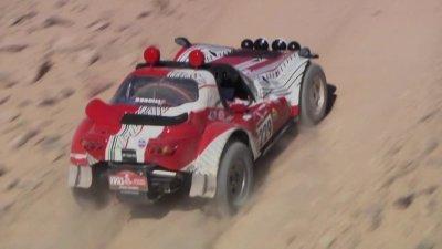 Dakar Classic : le point sur l'étape 4