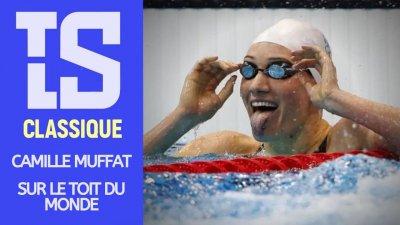 🏊 Camille Muffat, championne du monde