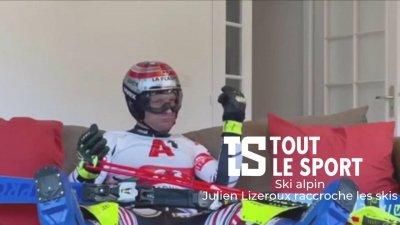 Julien Lizeroux : Dernière neige