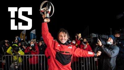Entretien avec Yannick Bestaven vainqueur du Vendée Globe 2020/2021