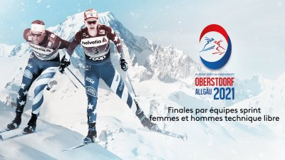 Championnats du monde de ski nordique Ski de fond : finales par équipes sprint femmes et hommes technique libre - france.tv