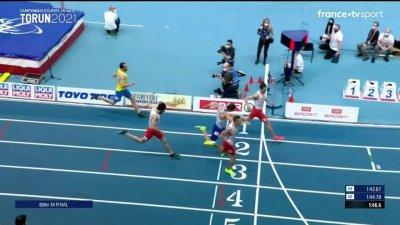 Torun 2021 : Doublé polonais sur le 800m, Pierre-Ambroise Bosse a coincé
