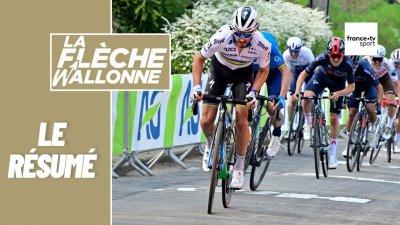 Flèche wallonne 2021 : le résumé de la course masculine