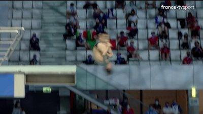 Plongeon 10 m individuel messieurs - Finale
