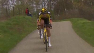 Amstel Gold Race messieurs : Pidcock, Van Aert et Schachmann pour se disputer la victoire