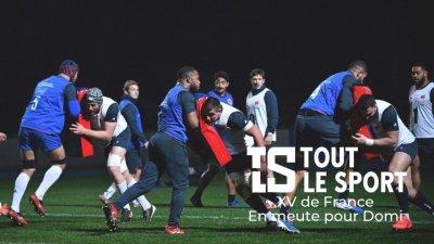 XV de France : En meute pour Domi