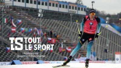 Tout Le Sport : Portrait de Quentin Fillon Maillet