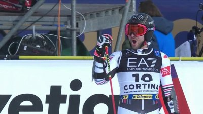 Cortina 2021 - Slalom parallèle hommes : Mathieu Faivre remporte la médaille d'or !