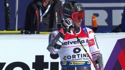 Cortina 2021 - Slalom géant hommes : Mathieu Faivre remporte l'or ! La désillusion d'Alexis Pinturault