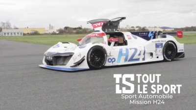 Sport Automobile : Mission H24