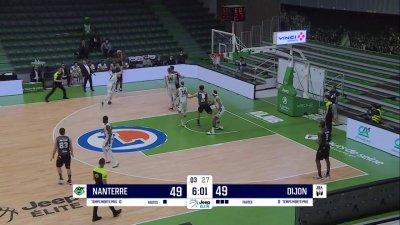 Jeep Élite : Nanterre revient au score