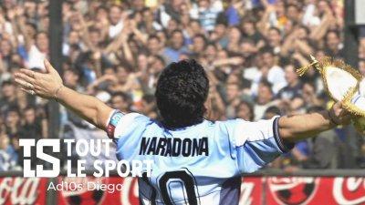 Diego Maradona : Ad10s Diego