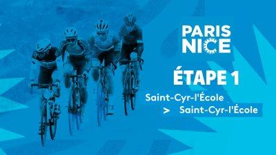 Paris - Nice : étape 1 en streaming - Replay France 3 - france.tv