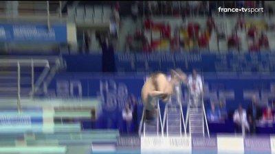 Plongeon 3 m individuel messieurs - Finale