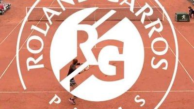 A. Tomljanovic (CRO) vs M. Sakkari (GRE) - 1er tour - Court n°14