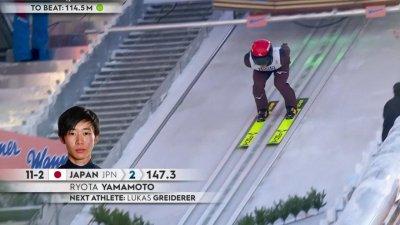 Oberstdorf 2021 – Combiné nordique hommes par équipes : le Japon en tête après le saut à ski !