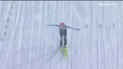 Saut à ski : compétition individuelle hommes HS 137