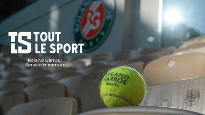 Roland Garros : service minimum