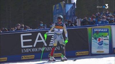 Cortina 2021 - Slalom hommes : Sebastian Foss Solevåg écrase la concurrence