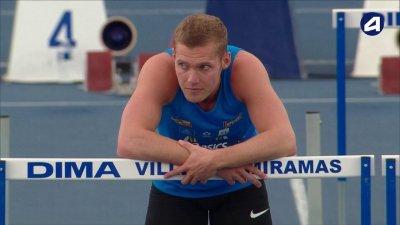 Kevin Mayer éliminé dès les séries du 60 m haies