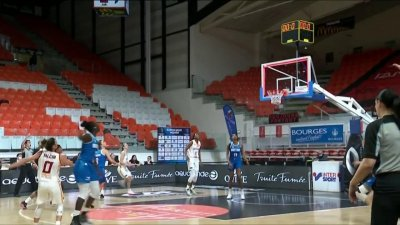 Le panier à 3 points au buzzer de Galatasaray qui fait mal à Basket Landes