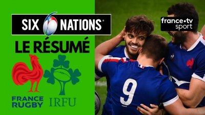 6 Nations 2020 :  France vs Irlande - Résumé Complet