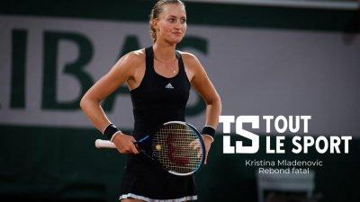 Kristina Mladenovic : Rebond fatal