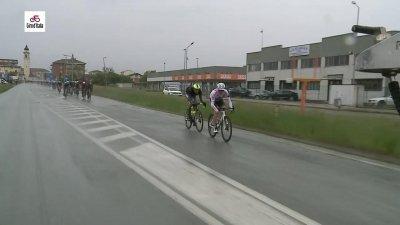 Tour d'Italie 2021 : Gougeard et Van der Hoorn à l'attaque