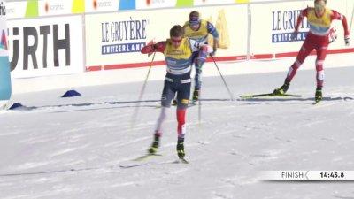 Oberstdorf 2021 – Sprint par équipes hommes : la Norvège s'impose, les Bleus 4es !
