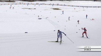 Skiathlon femmes 15 km