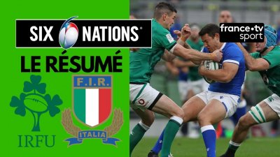 6 Nations 2020 : Irlande vs Italie - Résumé Complet