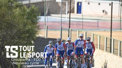 Groupama - FDJ : Nouveau cycle