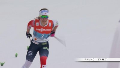 Oberstdorf 2021 – Relais ski de fond femmes (4 x 5 km) : la Norvège s'impose !