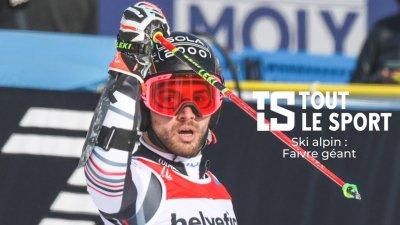 Championnats du monde de ski alpin : Faivre géant