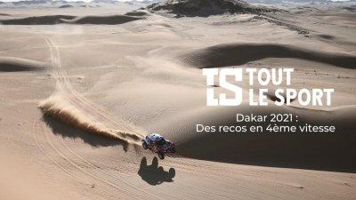 Dakar 2021 : Des recos en 4ème vitesse