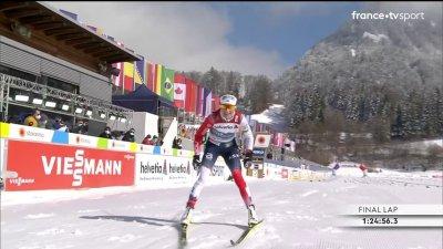 Oberstdorf 2021 – Ski de fond femmes (30 km) : Johaug sur le toit du monde !